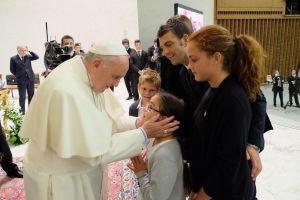 Emma e Papa Francesco